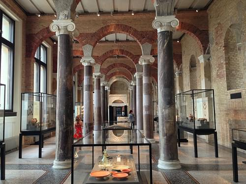 Egyptian Museum / Neues Museum