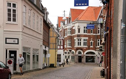 Historic Center, Kolding