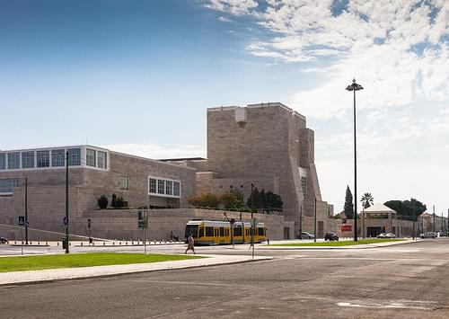 Berardo Collection Museum, Lisbon