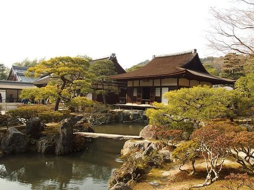 Ginkaku-ji @ Kyoto