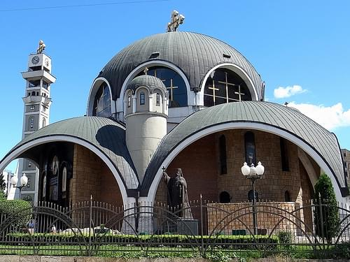 An Orthodox Church