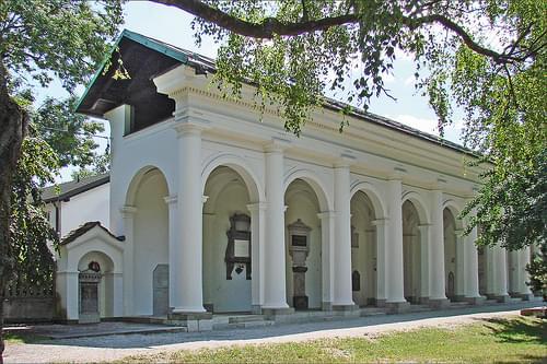 Navje, le parc commémoratif (Ljubljana)