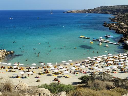 beach_Konnos Bay Protaras 3