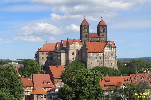 Quedlinburg Abbey & Castle Hill