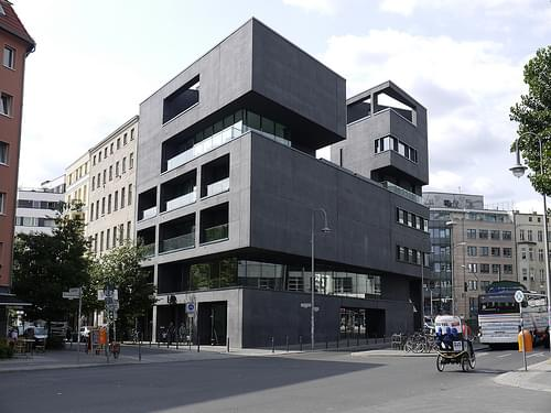 Architektur im Scheunenviertel 6