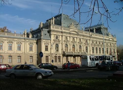 Lodz Poland - Poznanski's Palace