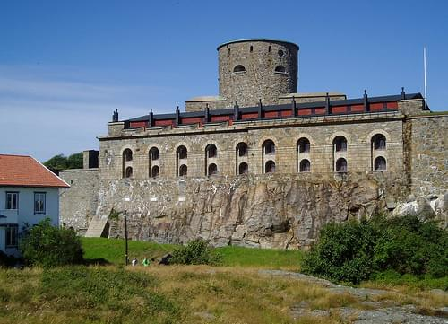 Carlsten fortress south