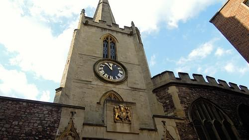 St John's on the Wall, Bristol, England
