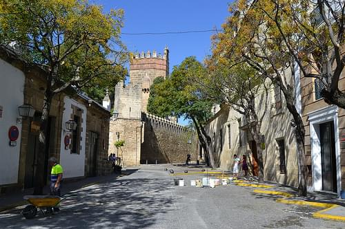 Bajada del Castillo