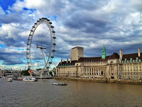 London Eye - iPhone
