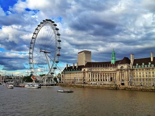 London Eye - iPhone