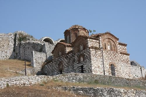 Holy Trinity Church, Berat Castle
