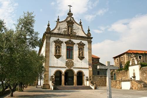 Church of São Francisco and Capela de São Frutuoso de Montélios, Braga