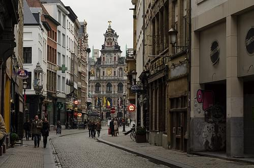 Historic Center, Antwerp