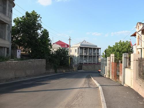 Historic Center, Soroca