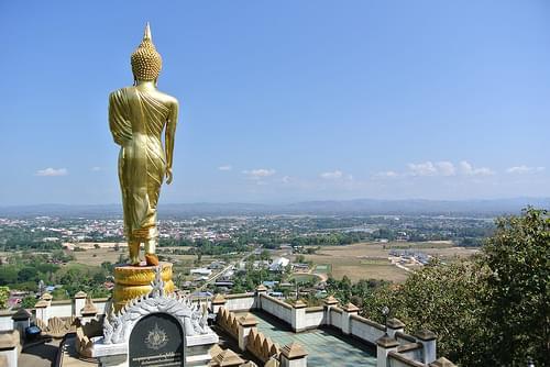 Wat Phra That Khao Noi. Nan, Thailand. 7