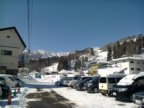 Happo One Ski Resort