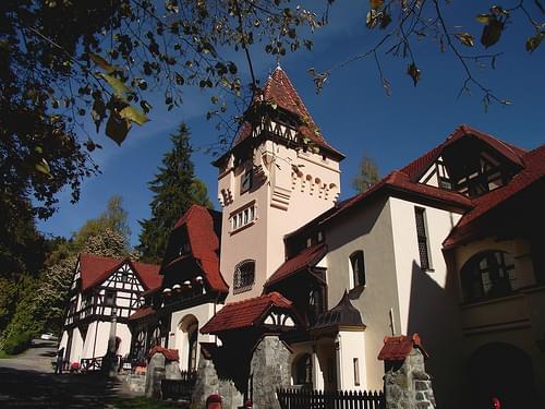 02354-SINAIA: Domeniul Regal Peleş, Pavilionul Corpului de Gardă