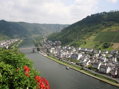 Moselle Valley, Trier