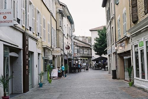34 - Bourg-en-Bresse