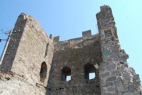 Tower of Constantine, Feodosia