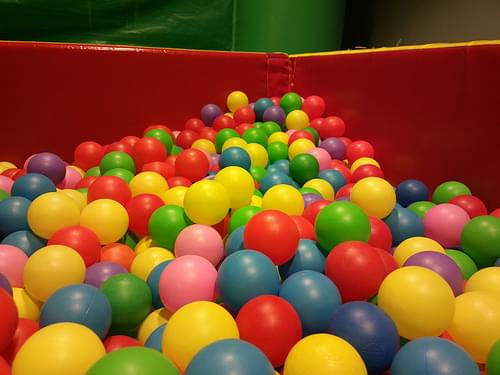 Pureview Ball Pit. 03.