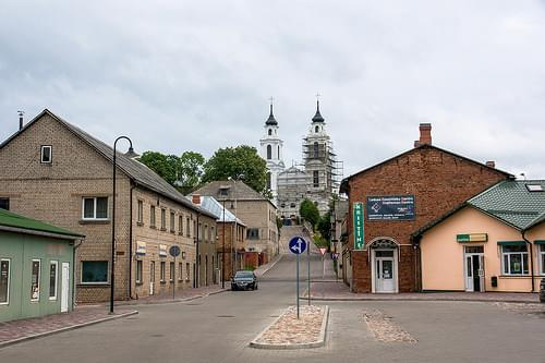 Catholic Church of the Virgin Mary, Ludza