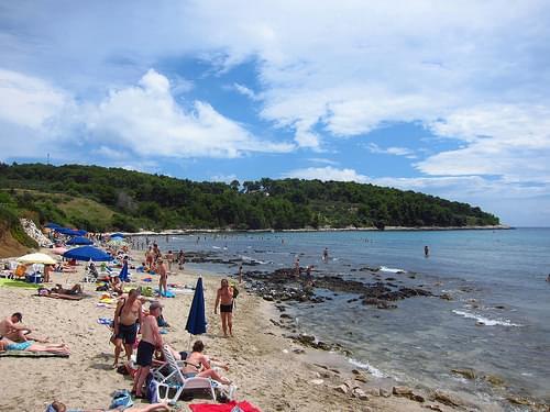 Lumbarda Beach