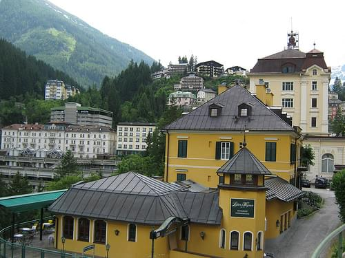 Historic Center, Bad Gastein