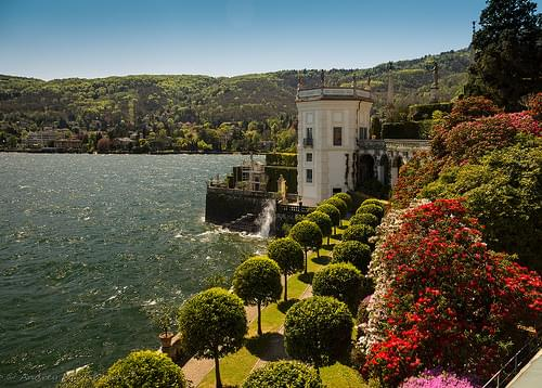 Isola Bella, Stresa, Lake Maggiore