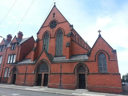 Mount Carmel Church, Toxteth, Liverpool