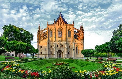 Kutna Hora- St Barbara's Cathedral