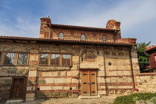 Church of St Stephen, Nesebar