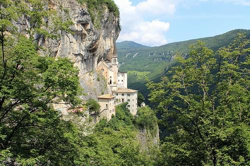 Sanctuary Madonna Della corona