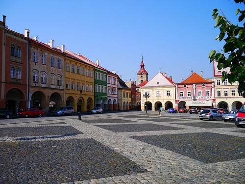 Jičín-Staré Město
