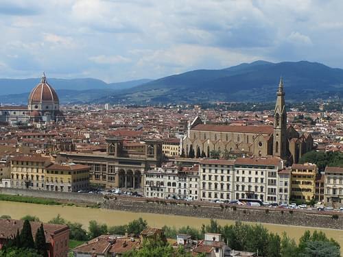 Piazzale Michelangelo & San Miniato-12