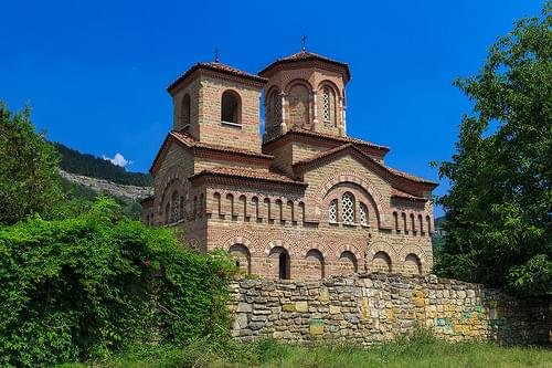 Church of St Demetrius of Thessaloniki, Veliko Tarnovo