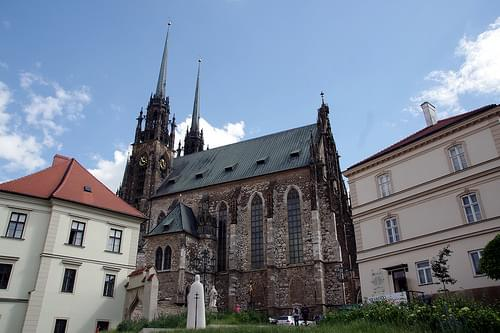 Cathedral of Sts. Peter and Paul, Brno