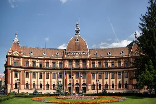 Palace of Justice, Brasov (AP4H6905 1PP)