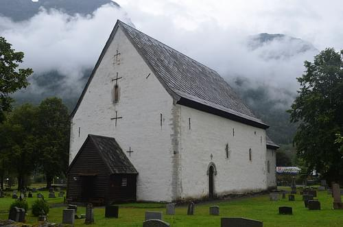 Kinsarvik Church, Norway