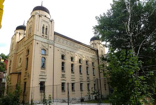 61 BOSNIE HERZEGOVINE - SARAJEVO (synagogue Ashkenazi)