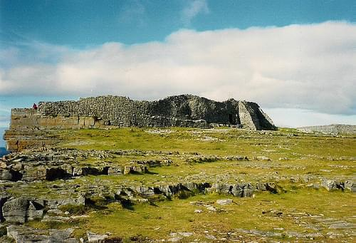 Dun Aengus on Inishmore