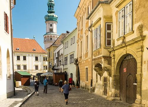 Historic Center, Sopron