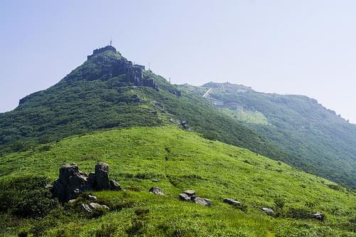 무등산 (Mudeungsan) 2014년 7월 27일
