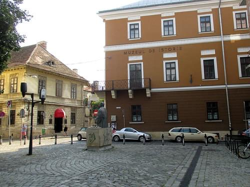 Cluj-Napoca - Museum square