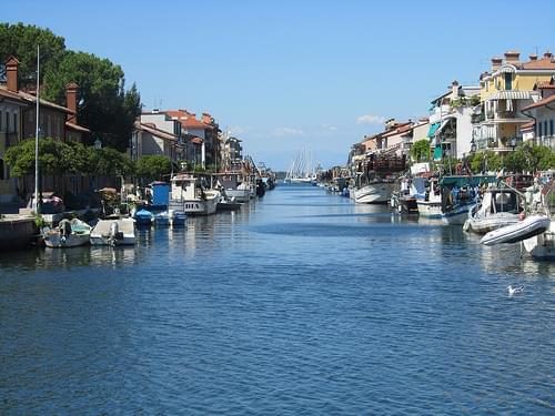 Kanal u Gradu / Grado canal