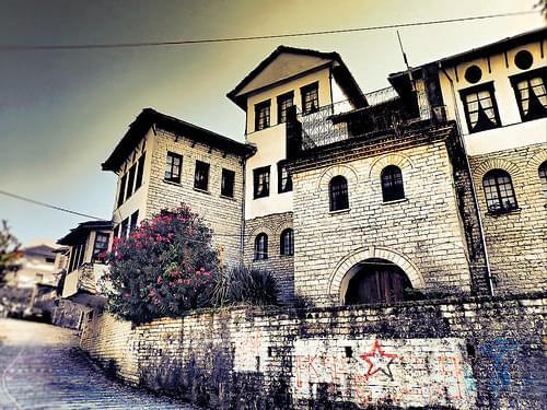Ethnographic Museum, Gjirokastra, Albania