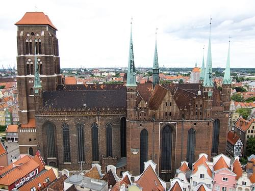 Gdansk cathedral
