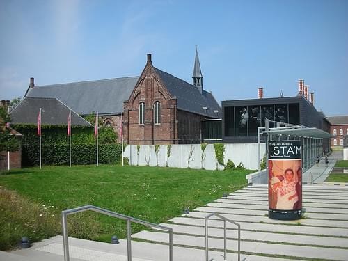 De Bijloke in Ghent