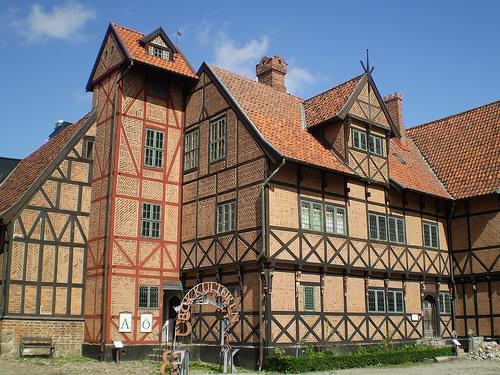 Kulturen i Lund Borgarhuset 1500-1900-tallet